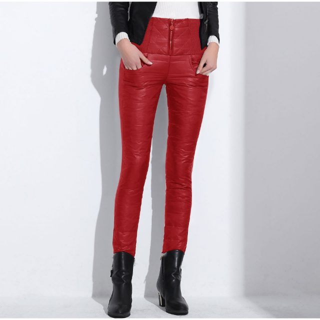 Warm Women's Pants