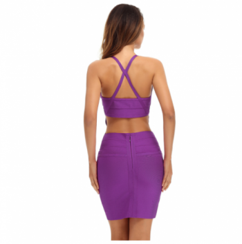 Festal Bandage Dresses - Fashion Trendy Shop