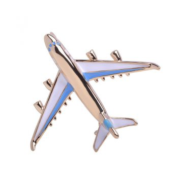 Cute Little Airplane Brooch - Fashion Trendy Shop