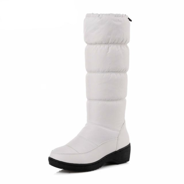 Keep Warm Knee High Snow Boots