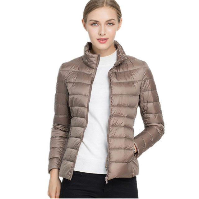 Light Weight Duck Down Jacket