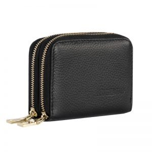 Cute Small Leather Wallet Purse