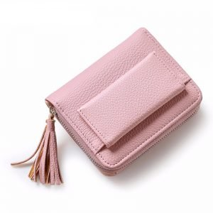Small ladies purse with Tassel