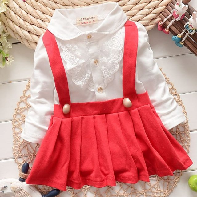 Cotton Pretty Dresses for Girls