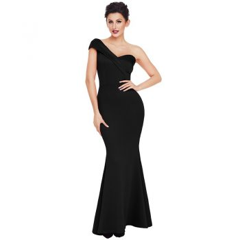 one-shoulder-bodycon-black-long-maxi-party-dress
