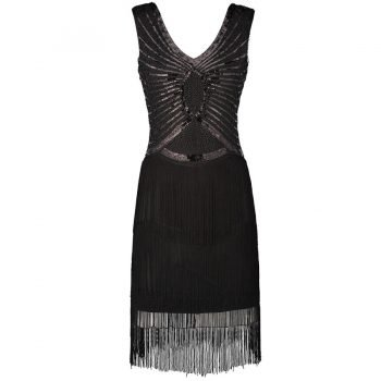 1920s party outfit for women