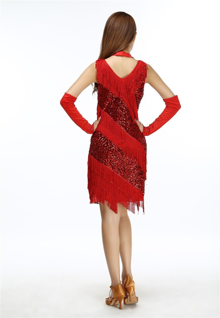 1920s themed party dress for women