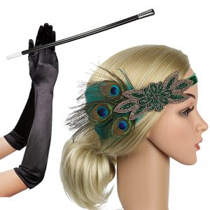 1920s womens gloves and accessories