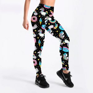 Adult unicorn leggings S-4XL
