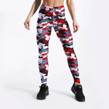 Camo leggings womens S-4XL