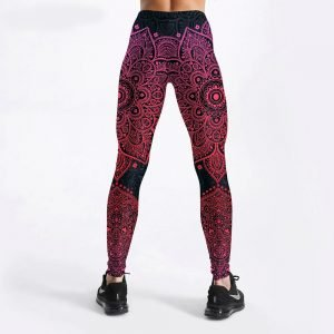 Compression workout pants plus size