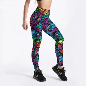 Feather soft leggings for women S-4XL