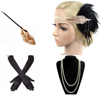 gatsby costume accessories for women