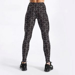 Kitty cat leggings for women S-4XL