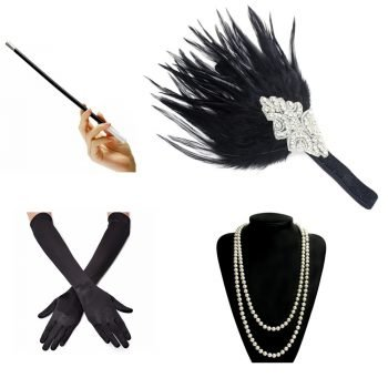 roaring 20's accessories for women (Copy)