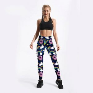 Unicorn workout leggings S-4XL
