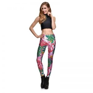 Womens patterned leggings S-4XL