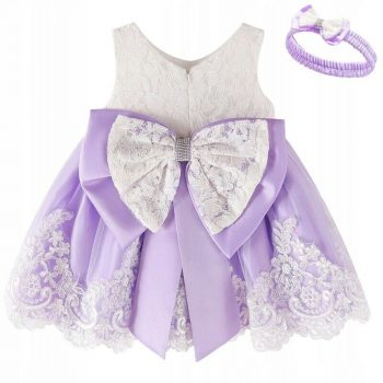 Baby newborn lace dress up to age 24 months