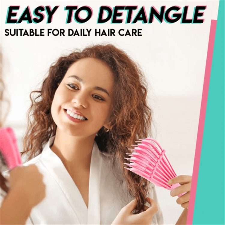 detangling brush for afro hair