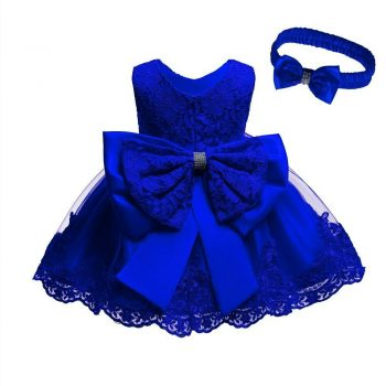 Lace outfit for baby girl up to age 24 months