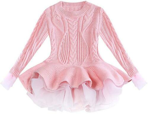 Little girls jumper dress